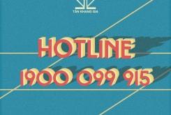 Thông báo sử dụng số điện thoại Hotline mới