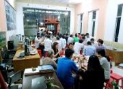 Tiệc tất niên công ty Tân Khang Gia