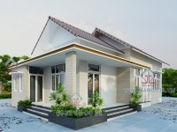 Thiết kế biệt thự Anh Minh