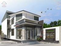 Thiết kế nhà phố anh Nam