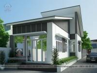 Thiết kế nhà phố A.Tiến Phan Rang