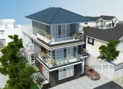 Tư vấn thiết kế biệt thự phố của Anh Tuấn ở Quận 2 TP.HCM