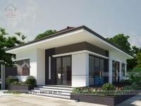Thiết kế biệt thự Anh Tuyên