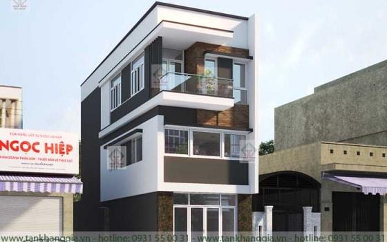 Thiết kế biệt thự Chú Lanh