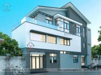 Thiết kế biệt thự Chú Phòng