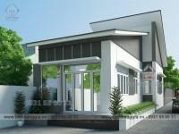 Thiết kế biệt thự mini Ninh Thuận