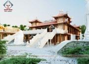 Tư vấn thiết kế Tịnh xá Ngọc Xuân ở Đồng Nai