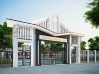 Thiết kế giáo xứ Đồng Tâm