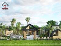 Thiết kế Homestay ở Long Khánh