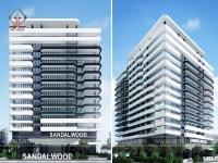 Thiết kế khách sạn Sandalwood