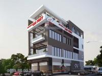 Thiết kế nhà hàng Cao Phát