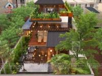 Biệt thự vườn Chị Thảo Long Khánh