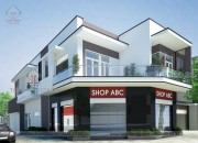 Thiết kế nhà ở kết hợp kinh doanh ở quận Tân Phú