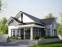 Thiết kế nhà phố Anh Tiền