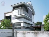 Thiết kế nhà phố A.Trực Phan Rang