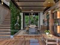 Thiết kế nội thất anh Tuấn
