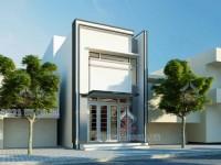 Thiết kế nhà phố Cô Hồng