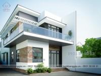 Thiết kế nhà phố Anh Quang