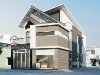 Thiết kế nhà Phố Chú Linh