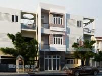 Thiết kế nhà phố Chú Phúc