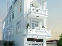 Thiết kế nhà phố Chú Quốc