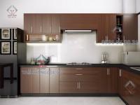 Thiết kế nội thất nhà cô Nguyệt