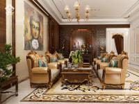 Thiết kế nội thất Anh Nghị