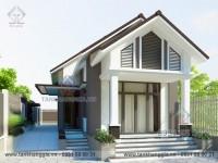 Thiết kế nhà phố Thầy Long