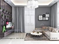 Thiết kế nội thất Cao Phát