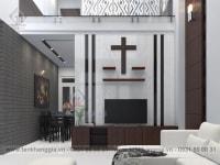Thiết kế nội thất Chị Hà