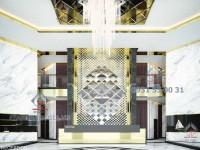 Thiết kế nội thất Diamond Hotel