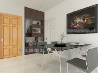Thiết kế nội thất căn hộ Saigonland