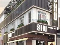 Thiết kế quán Trà Sữa Xuân Lộc
