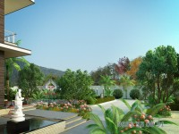 Thiết kế sân vườn Chú Đây