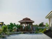 Thiết kế sân vườn nhà Chú Giáp