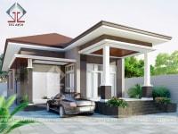 Thiết kế biệt thự A.Thảo Xuân Lộc