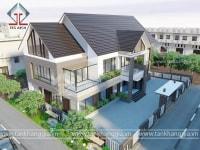 Thiết kế biệt thự Battambang