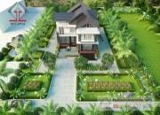 Tư vấn thiết kế biệt thự nhà chú Đây ở Thị Xã Long Khánh