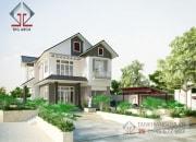 Tư vấn thiết kế biệt thự sân vườn nhà Anh Nghĩa ở Long Thành