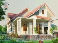 Thiết kế biệt thự nhà Chú Quang