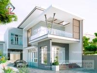 Thiết kế biệt thự A.Thảo Long Khánh