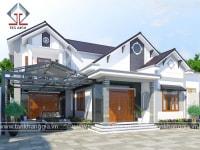 Thiết kế biệt thự Anh Việt