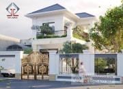 Công ty thiết kế biệt thự sân vườn tân cổ điển Long Khánh – Đồng Nai