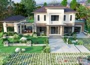 Thiết kế Biệt thự sân vườn có hồ bơi đẹp Long Khánh – Đồng Nai – Công ty thiết kế nhà đẹp Long Khánh