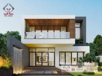 Thiết kế biệt thự A.Cường Long Khánh