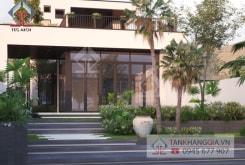 Công ty Tân Khang Gia thiết kế nhà đẹp Anh Tin ở Xuân Lộc – Đồng Nai khá ấn tượng