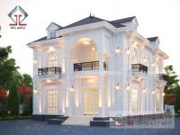 Thiết kế biệt thự đẹp Long Khánh