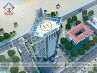 Thiết kế Diamond Hotel