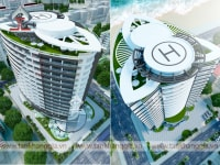 Thiết kế hotel Sandal Wood