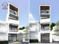 Thiết kế nhà phố Anh Danh TP.HCM